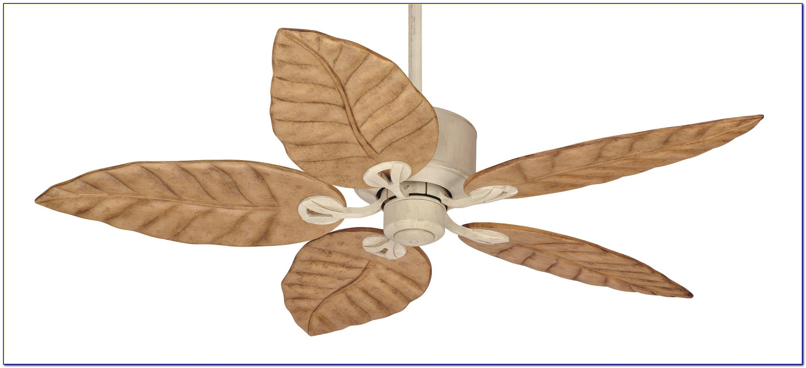 Palm Tree Ceiling Fan With Light