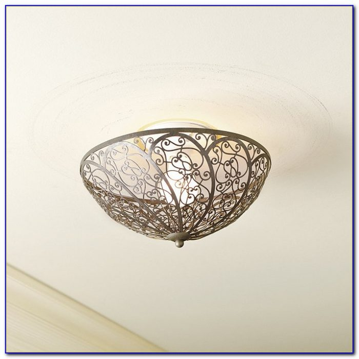 Plastic Ceiling Light Bulb Covers