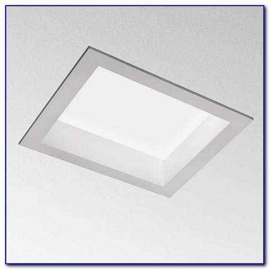Recessed Ceiling Light Fixtures Square