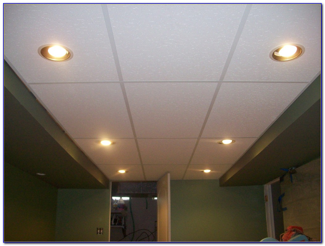 Recessed Lighting For 2x4 Ceiling