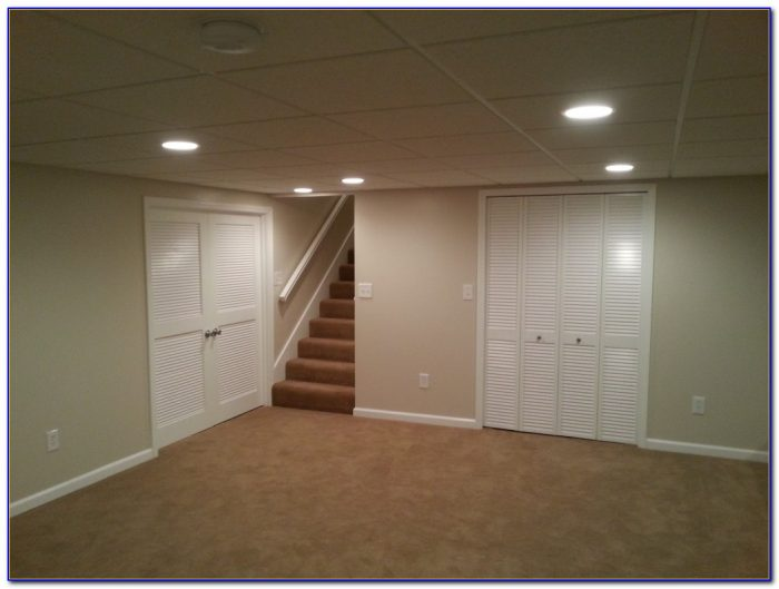 Recessed Lighting For Drop Ceiling Tiles