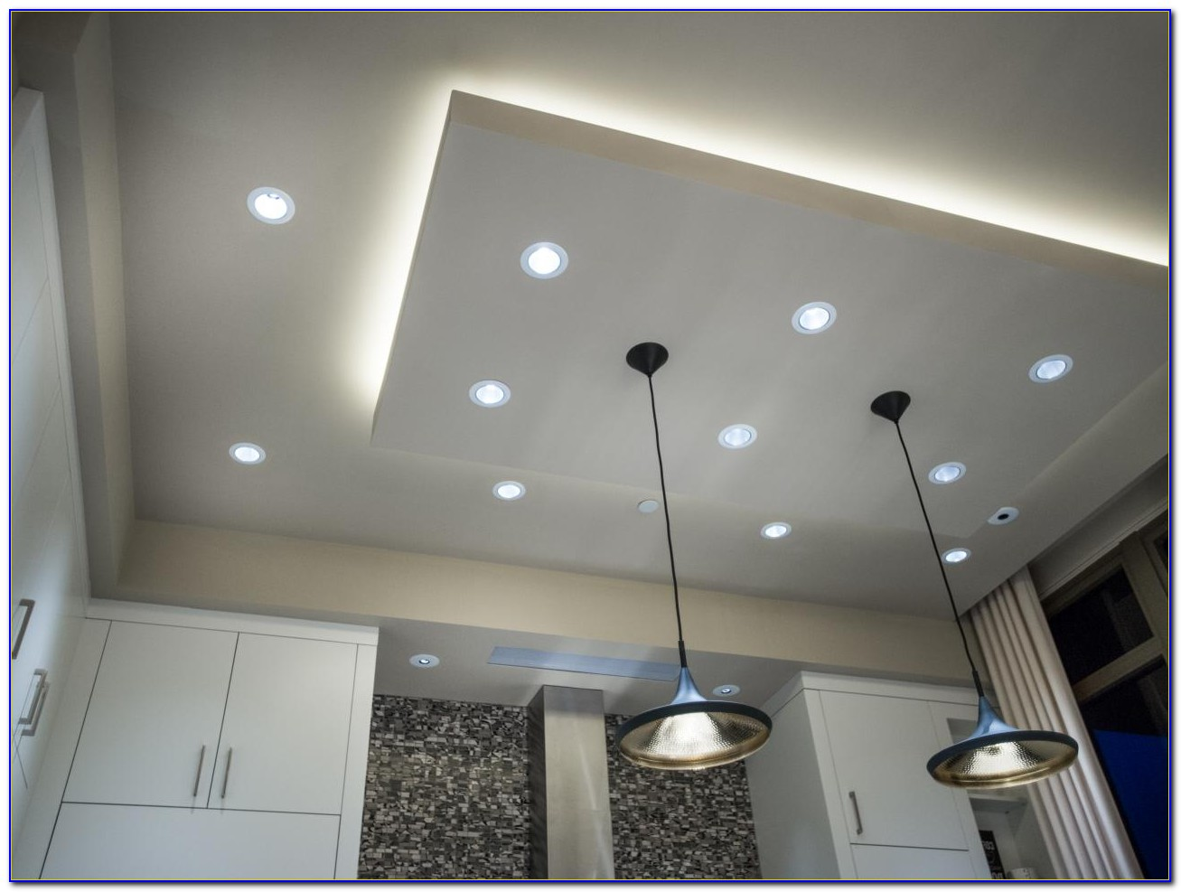 Recessed Lighting Housing For Drop Ceiling