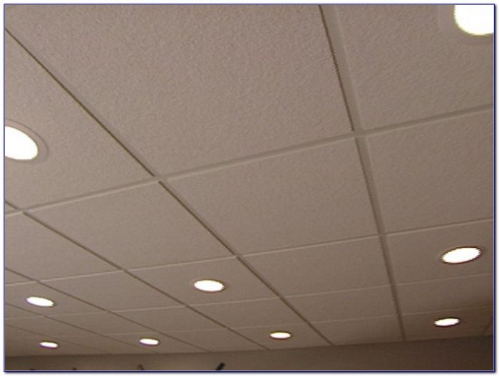 Recessed Lighting In Drop Ceiling Diy