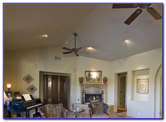 Recessed Lighting Vaulted Ceiling Bedroom