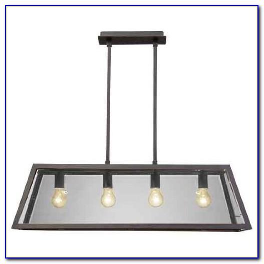 Rectangular Ceiling Light Fixture