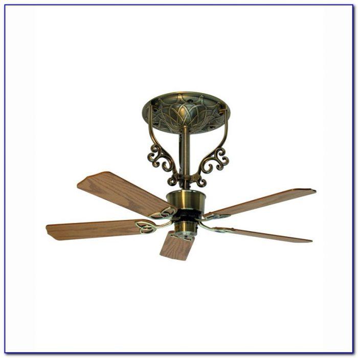 Short Ceiling Fan Blades
