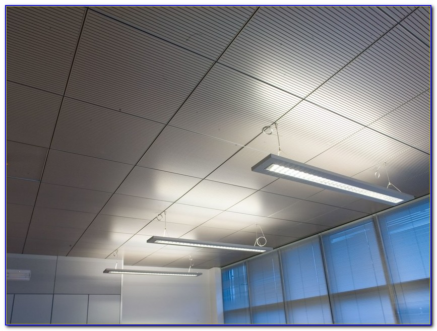 Sound Dampening Ceiling Tiles