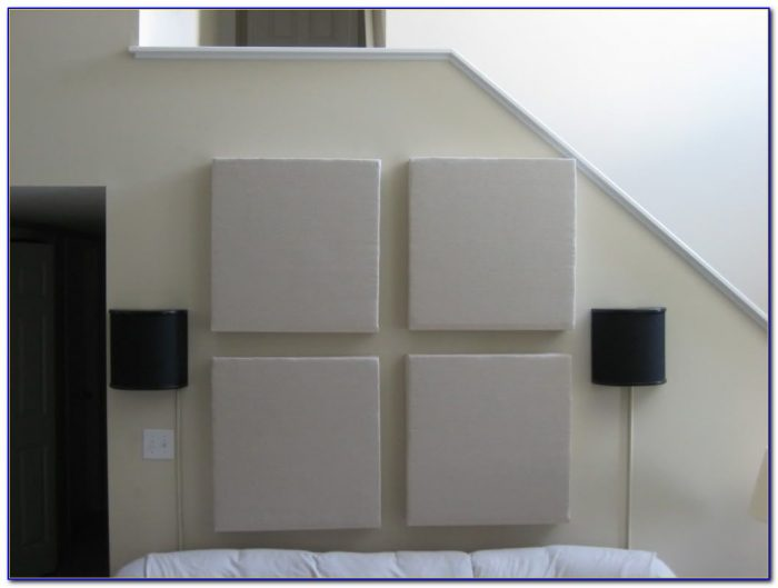 Sound Insulation Above Ceiling Tiles