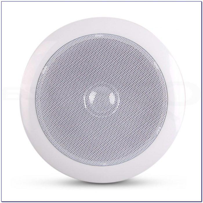 Speakercraft Outdoor In Ceiling Speakers