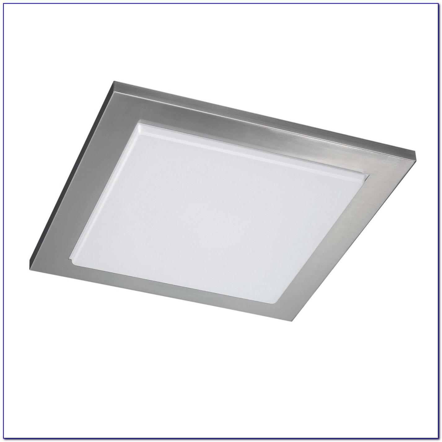 Square Ceiling Light Fixture Recessed