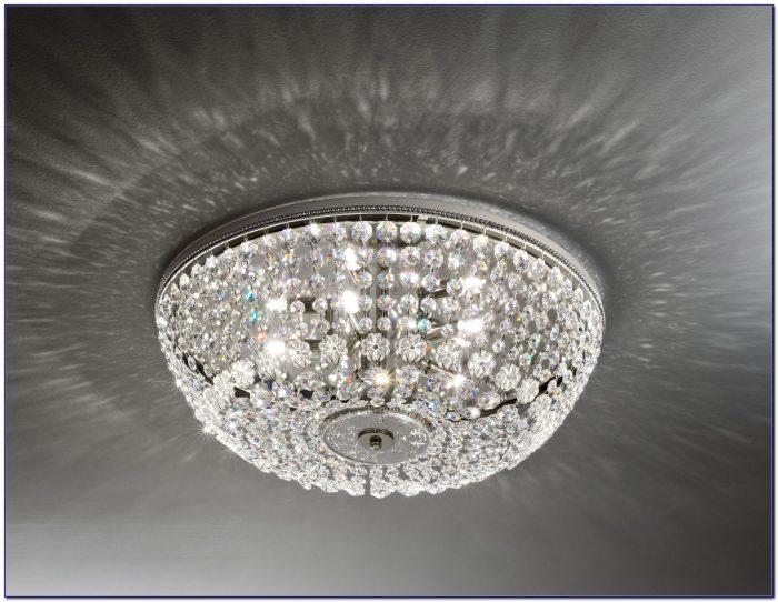 Swarovski Crystal Ceiling Lights