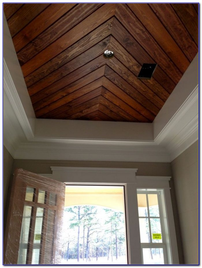 Tongue In Groove Ceiling Boards