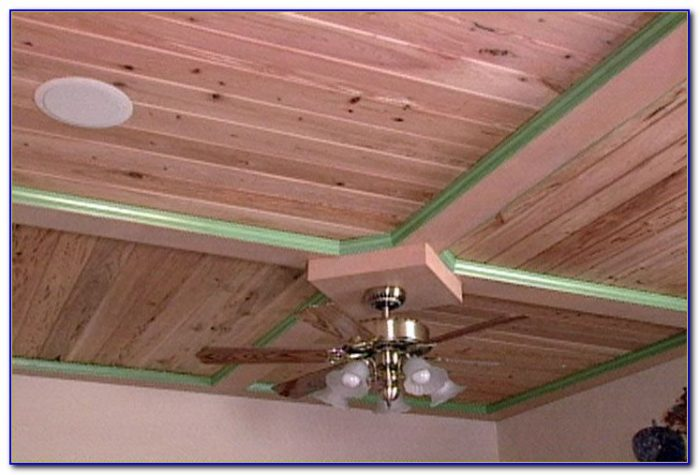 Tongue In Groove Ceiling Tiles