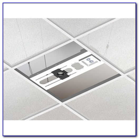 Optoma Universal Projector Flush Ceiling Mount Ceiling