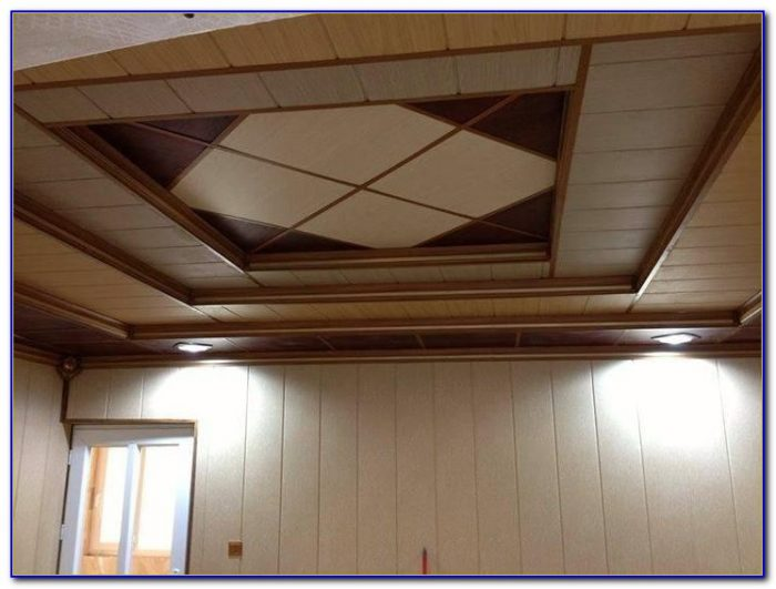 Vinyl Tongue And Groove Ceiling