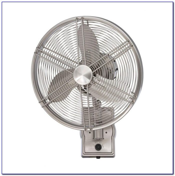 Wall Mounted Ceiling Fans