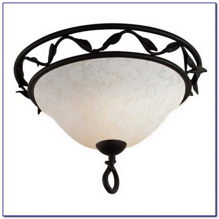 Wrought Iron Ceiling Light Fittings