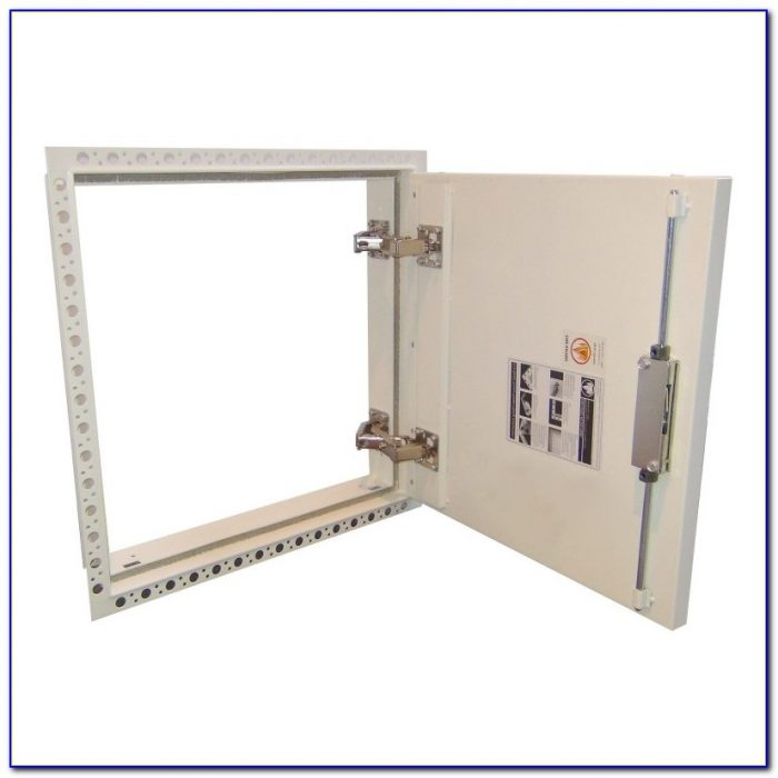 2 Hour Fire Rated Ceiling Access Panels