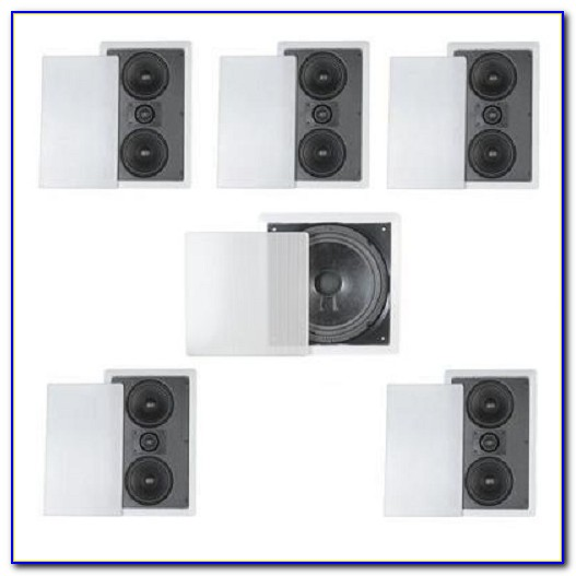 5.1 Home Theater In Ceiling Speakers