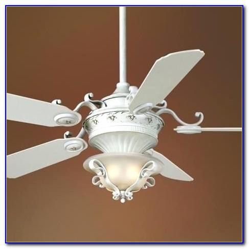 52 Casa Endeavor White Ceiling Fan