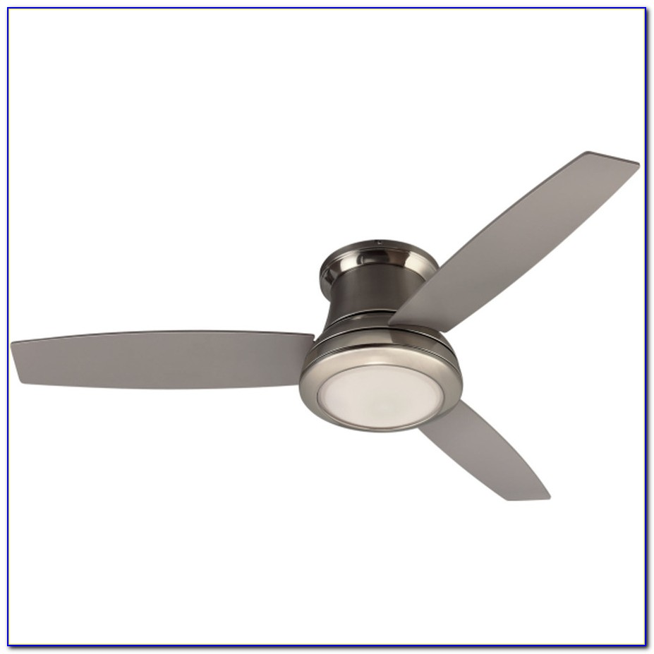 52 Inch Flush Mount Ceiling Fan With Remote