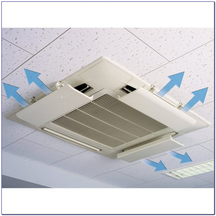 Air Deflector For Office Ceiling Vents (24 X 24 )
