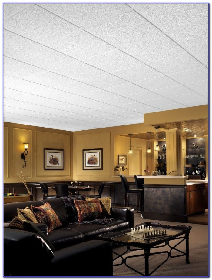 Armstrong 266b Ceiling Tile