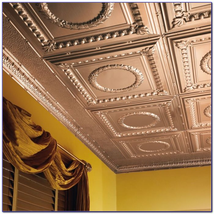 Armstrong Metal Mesh Ceiling Tiles