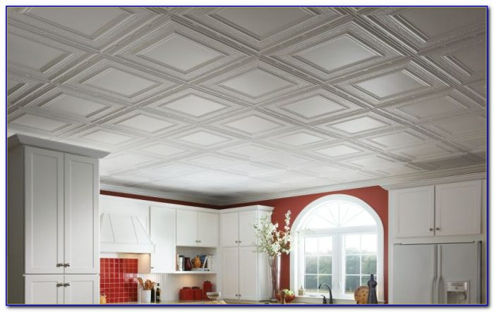 Armstrong Perforated Metal Ceiling Tiles