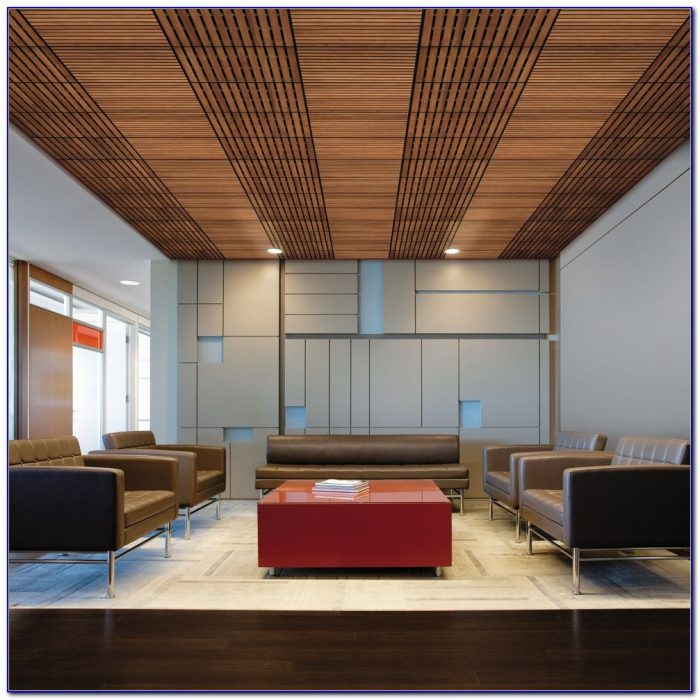 Armstrong Wood Ceiling Planks Commercial