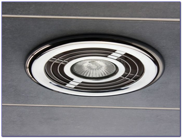 Bathroom Ceiling Light With Exhaust Fan