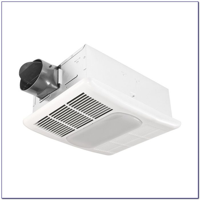Bathroom Exhaust Fan Heater Combination