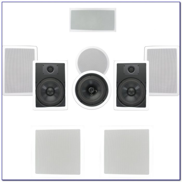 Best In Ceiling Home Theater Speakers