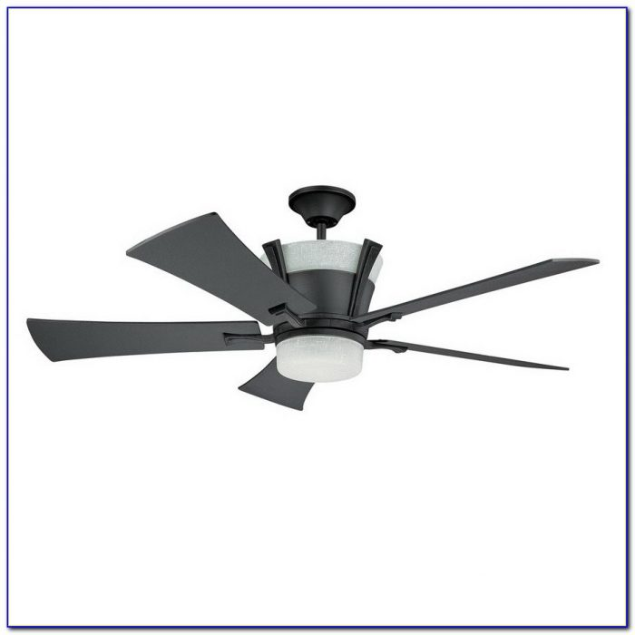 Black Wrought Iron Ceiling Fans