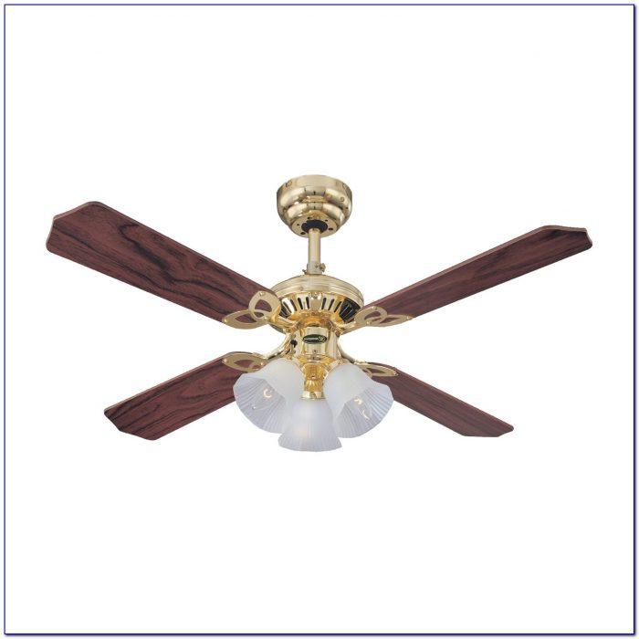 Brass Ceiling Fan Light Kit