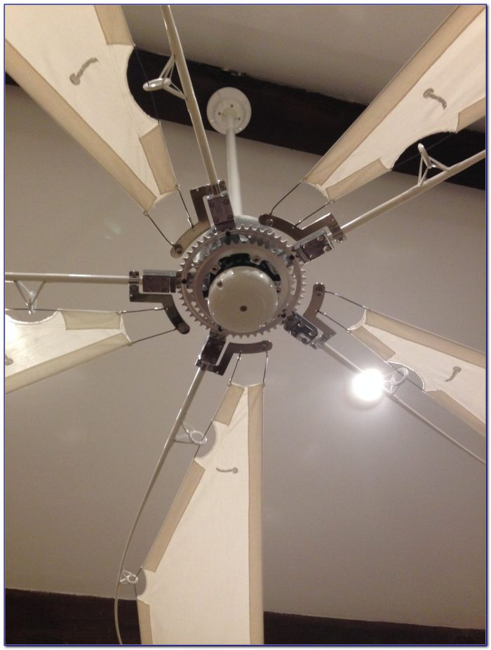 Casablanca Fishing Rod Ceiling Fan