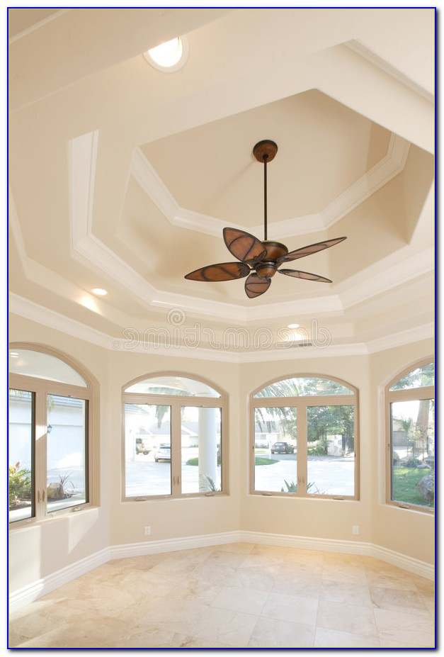Ceiling Fan Box For Vaulted Ceilings