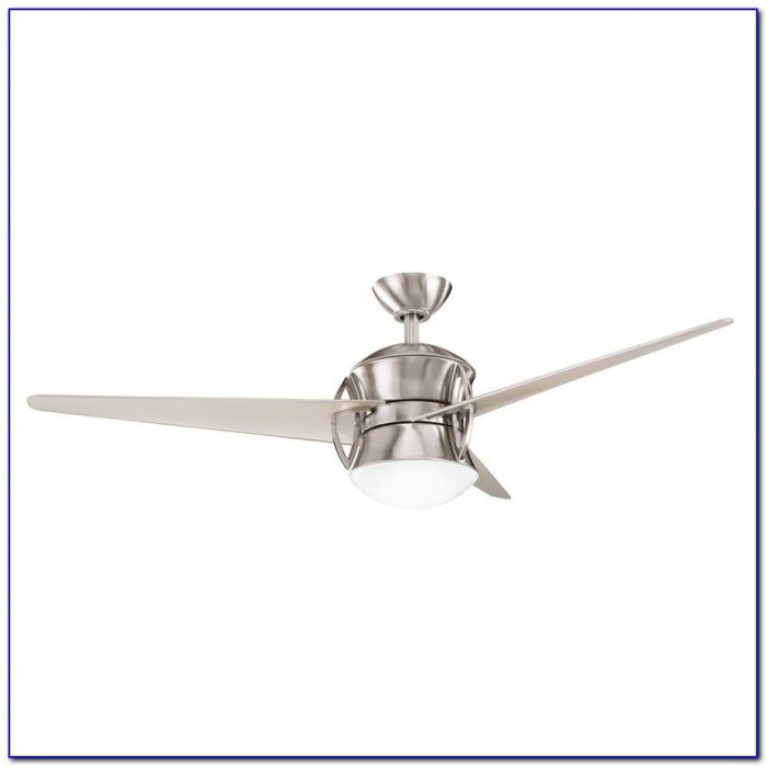 Ceiling Fan Clear Retractable Blades