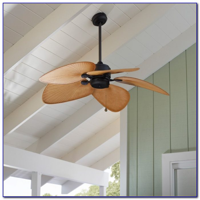 Ceiling Fan For Angled Ceiling