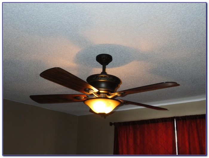 Ceiling Fan With Dimmer Remote Control