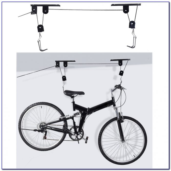 Ceiling Mount Bike Racks Garage