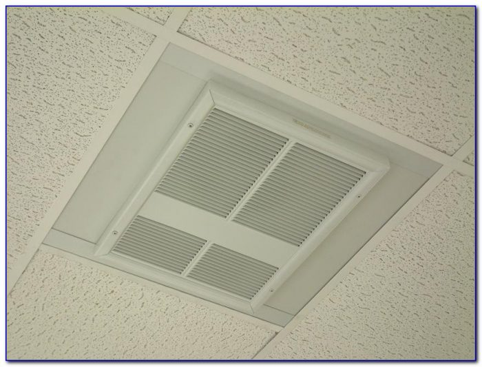 Ceiling Mounted Bathroom Heater