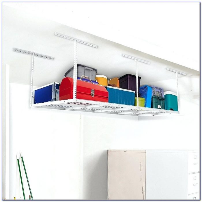 Ceiling Mounted Bike Storage Rack