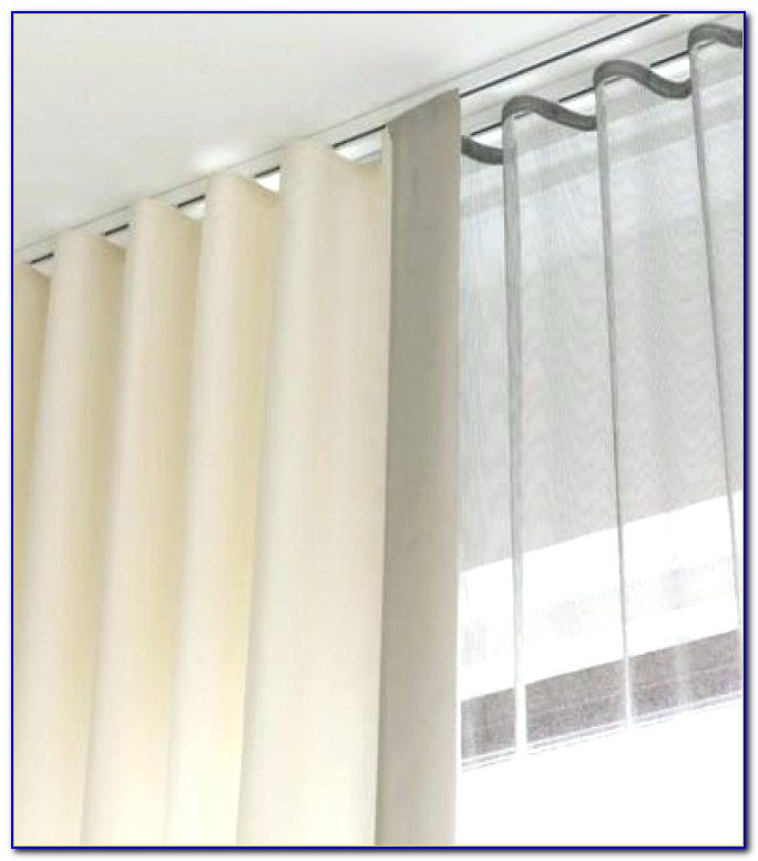 Ceiling Mounted Curtain Tracks Nz