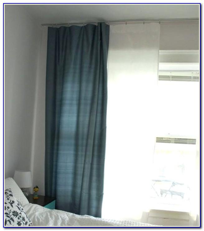 Ceiling Mounted Curtain Tracks Uk