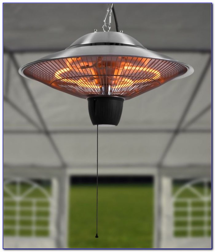 Ceiling Mounted Quartz Infrared Heater