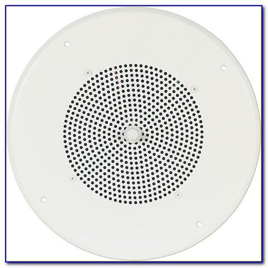 Ceiling Speaker Volume Control Wiring Diagram