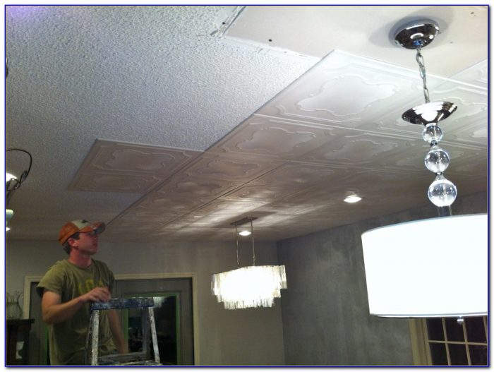 Ceiling Tiles To Cover Popcorn Ceiling
