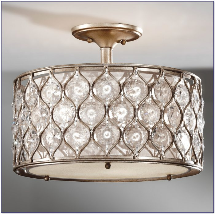 Crystal Ceiling Light Fittings