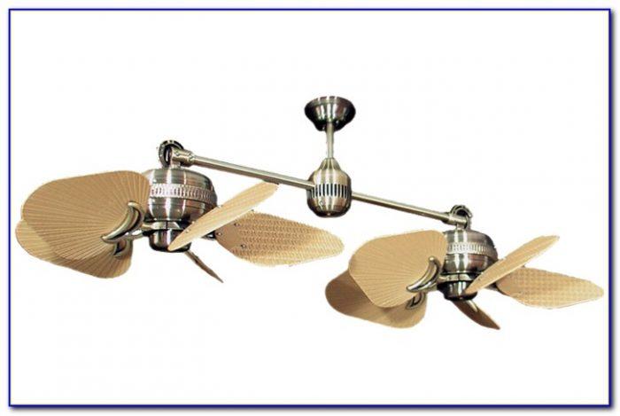 Dual Head Ceiling Fans